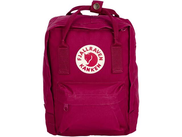Fjällräven Kånken Mini Plecak Dzieci, czerwony